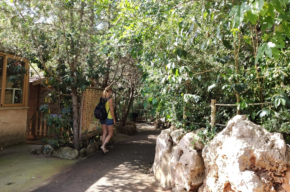 Natura Parc reabre sus puertas
