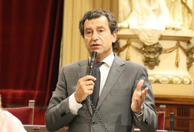 """Company: """"Mientras Armengol aumenta la Administración colocando a amigos del PSOE, las familias de Balears se empobrecen"""""""