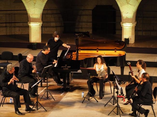 La Sinfónica estrena La Fiesta de Antoni Parera Fons en el primer concierto del ciclo de abono Auditòrium de Palma