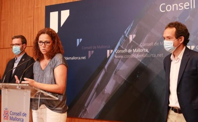 Govern, Consell y ayuntamientos acuerdan ejecutar en Mallorca proyectos financiados con el ITS que suman 123,5 millones