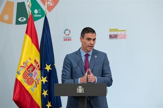 Sánchez presenta el Plan de choque por la Ciencia y la Innovación con 1.056 millones de euros de inversión