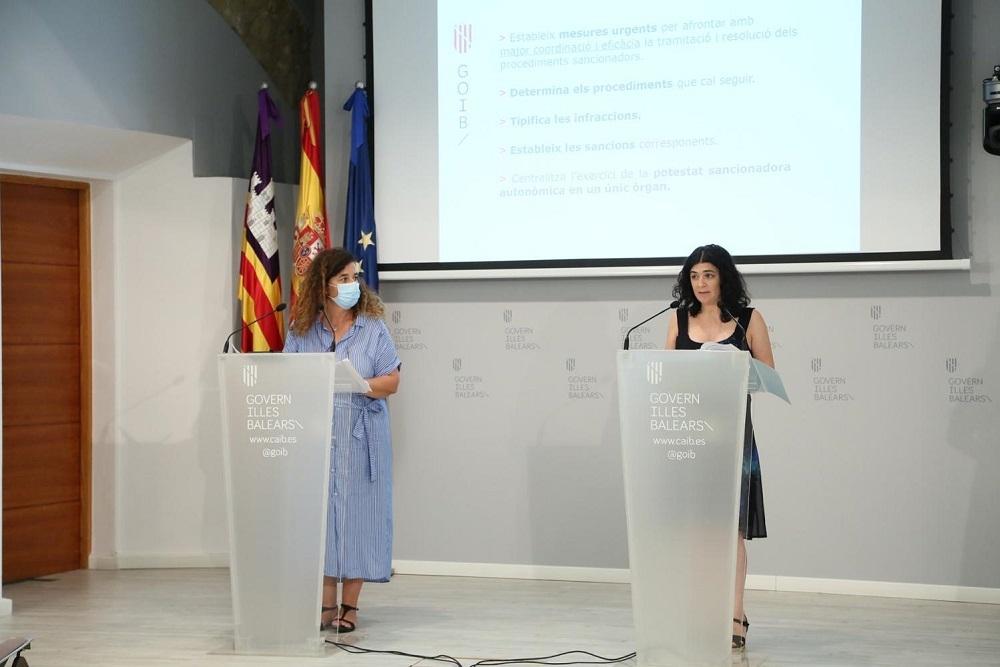 Multas de hasta 600.000 euros para los incumplimientos de las normas fijadas contra la COVID-19