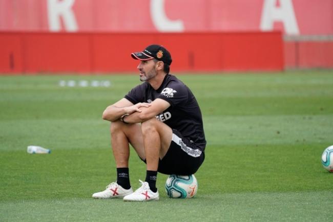Vicente Moreno: 'Lo daremos todo ante el Sevilla para seguir con opciones'