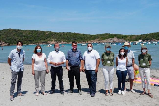 El impuesto de Turismo Sostenible permite la contratación de una veintena de educadores ambientales