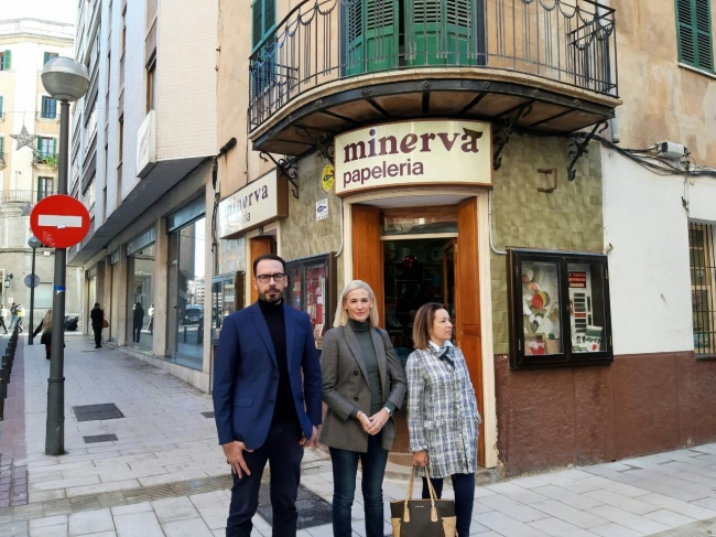 Cs muestra su preocupación por el aumento del paro en Palma