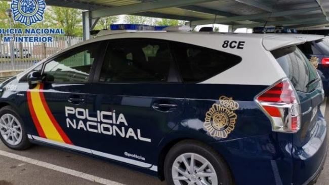 La Policía Nacional recibe otros cinco vehículos patrullas inteligentes i-ZETA