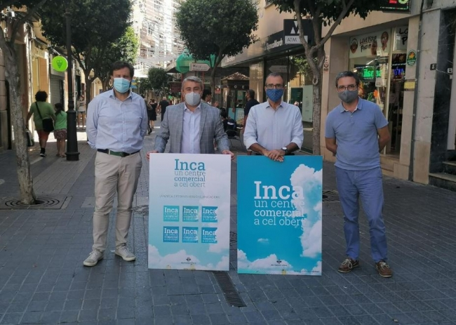 Convenio de colaboración para dinamizar el comercio de proximidad de Inca