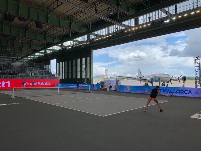 Mallorca destaca como destino para la práctica del tenis en el mercado alemán