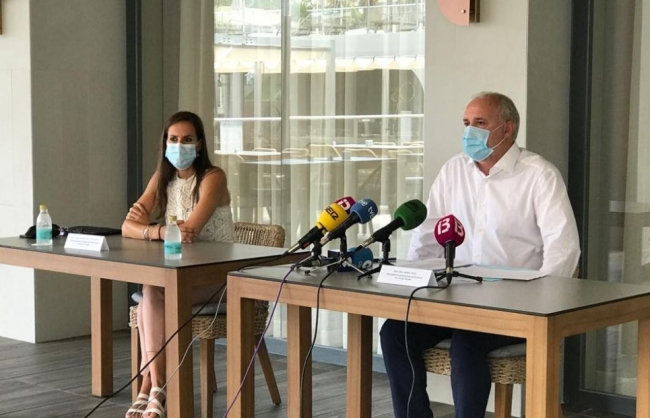 Hoteleros de playa de Palma: 'Nos toca decir basta, falta policía'
