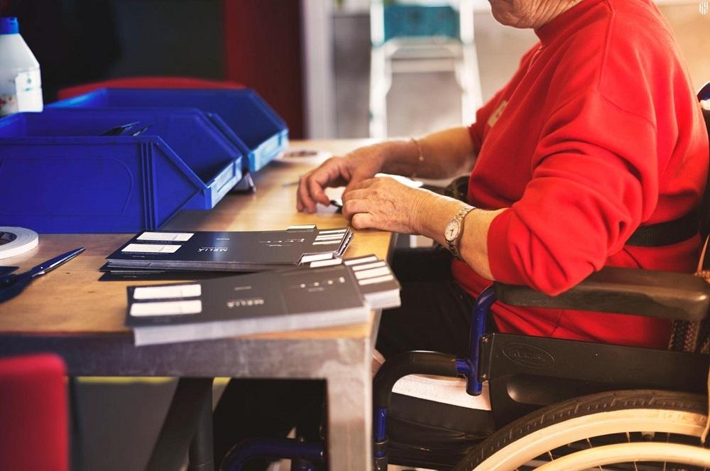 El Govern destina 6,6 millones al mantenimiento de puestos de trabajo para personas con discapacidad