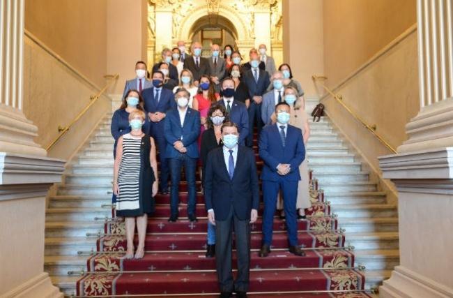Baleares reclama un trato diferenciado para las Baleares en la primera jornada de negociación de la futura PAC