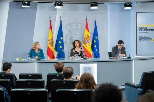 El Gobierno activa el primer tramo de la nueva línea de avales del ICO dotada con 40.000 millones