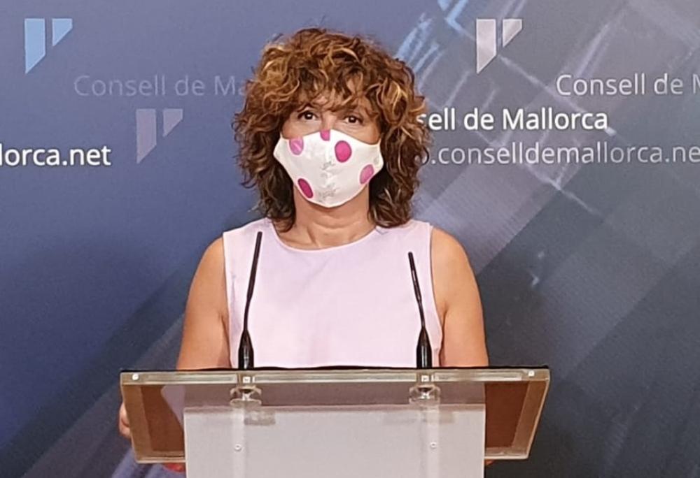 Mora reclama que se ejecute el proyecto de mejora de la carretera de Ses Salines en la Colonia de Sant Jordi
