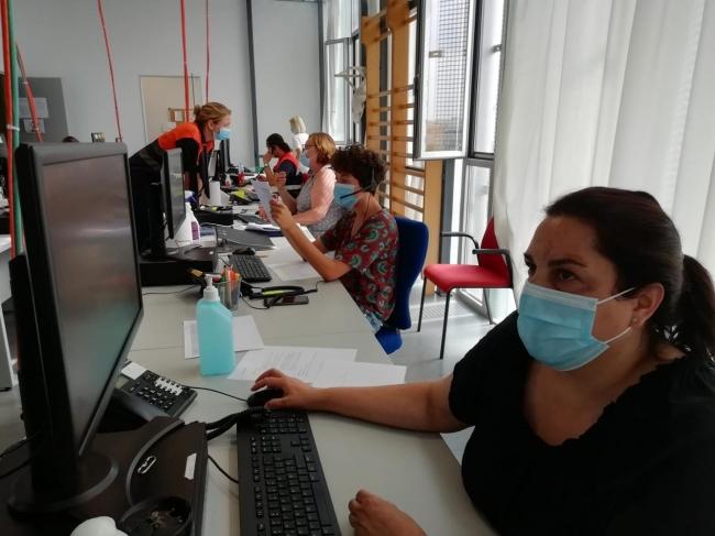 Salud reforzará con cuarenta profesionales el equipo de seguimiento de contactos de atención primaria