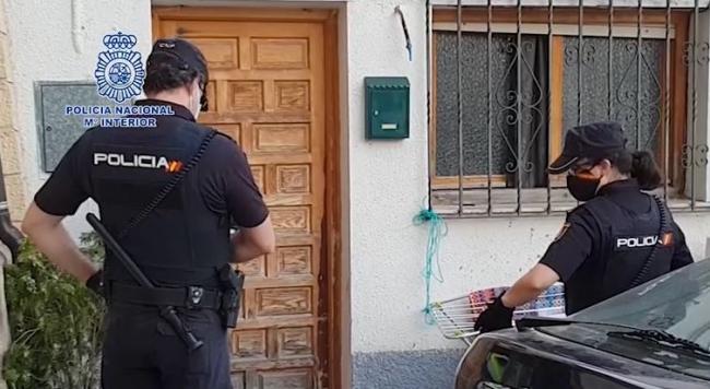 La Policía Nacional libera a una mujer forzada a prostituirse durante once años