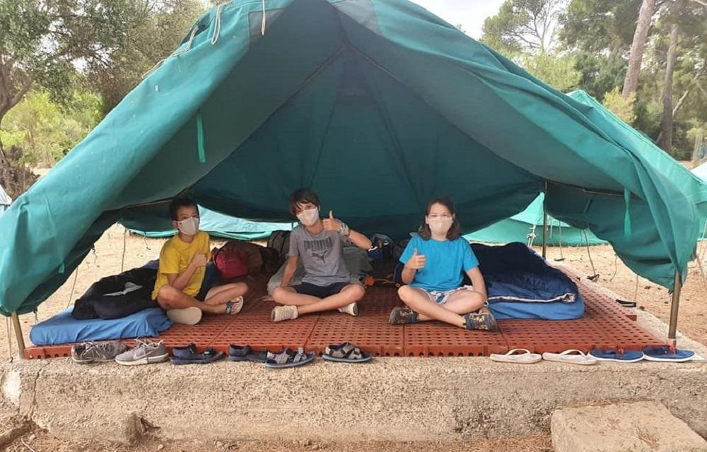 Balance positivo de los campamentos de verano organitzados por el Consell de Mallorca en la Victòria