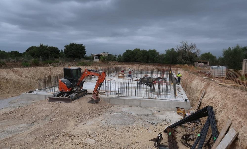 Más cerca la llegada del agua potable a Manacor