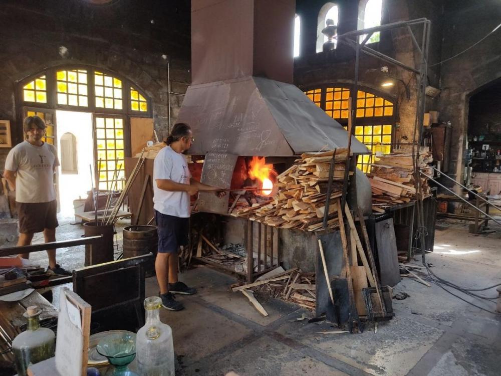 El Consell de Mallorca avala la candidatura de Vidrios de Arte Gordiola al Premio Nacional de Artesanía