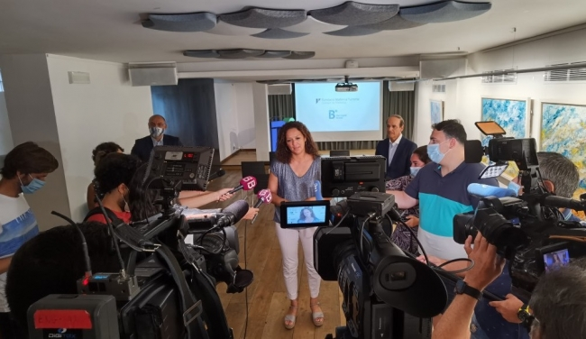Cladera encabeza la delegación del Consell de Mallorca en Alemania