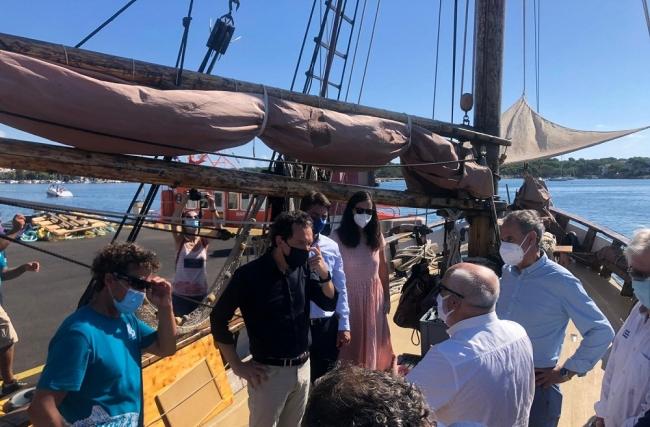 Ports IB col·laborarà amb Save The Med per la recuperació dels ecosistemes marins de les Illes Balears