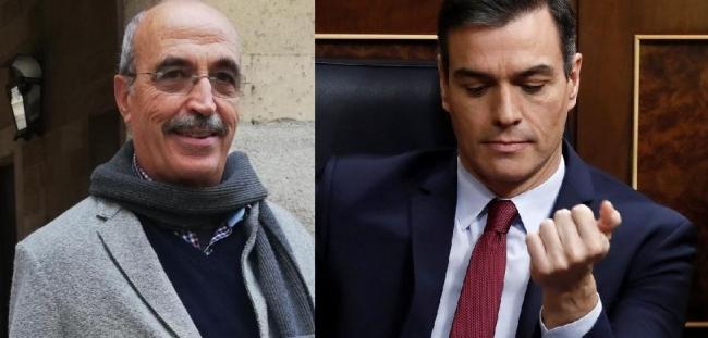 Antonio Salvá (Vox) exige a Pedro Sánchez frenar la avalancha de pateras en Baleares