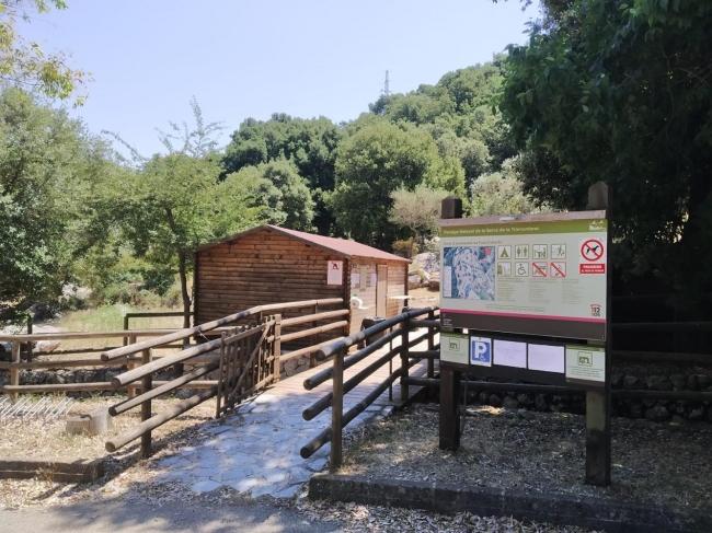 IBANAT contrata seguridad privada para garantizar un uso correcto de las zonas de acampada
