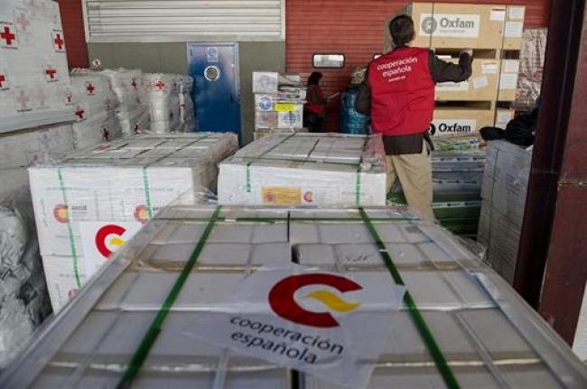 España envía ayuda de emergencia al Líbano