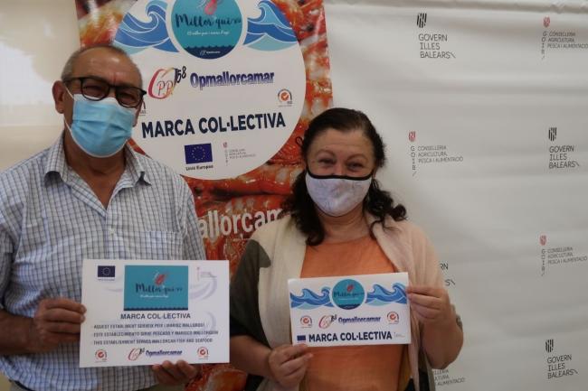 Agricultura apoya a 'Millor quín', la marca colectiva que distingue el pescado y el marisco fresco de Mallorca