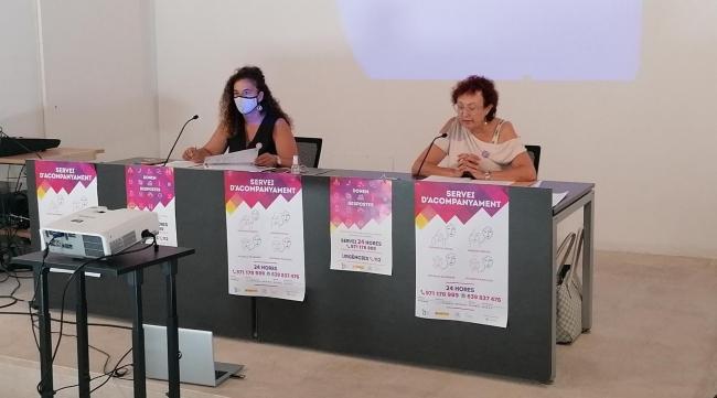 El Institut Balear de la Dona atendió 1.170 peticiones durante el estado de alarma