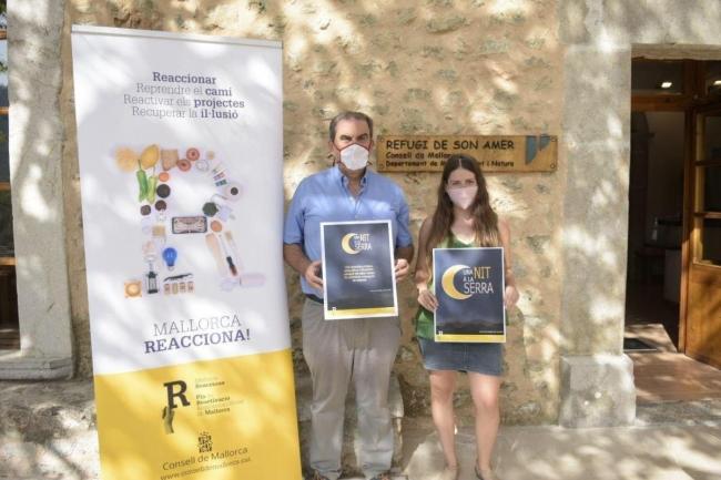Sostenibilitat i Medi Ambient presenta el proyecto de educación ambiental: Una Nit a la Serra