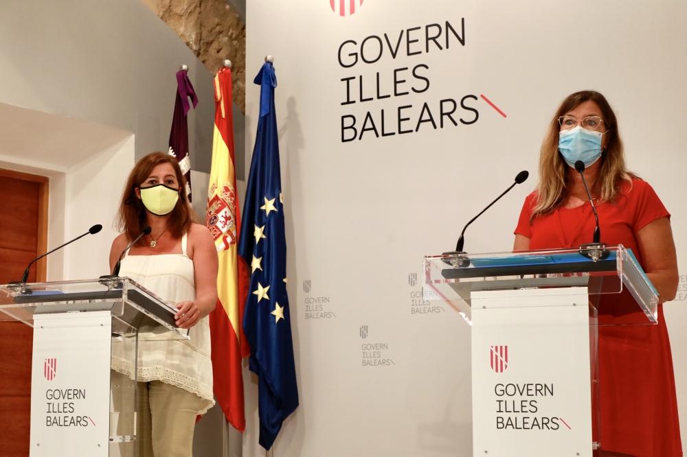 Salud prorroga las medidas generales adoptadas en Balears para prevenir la propagación