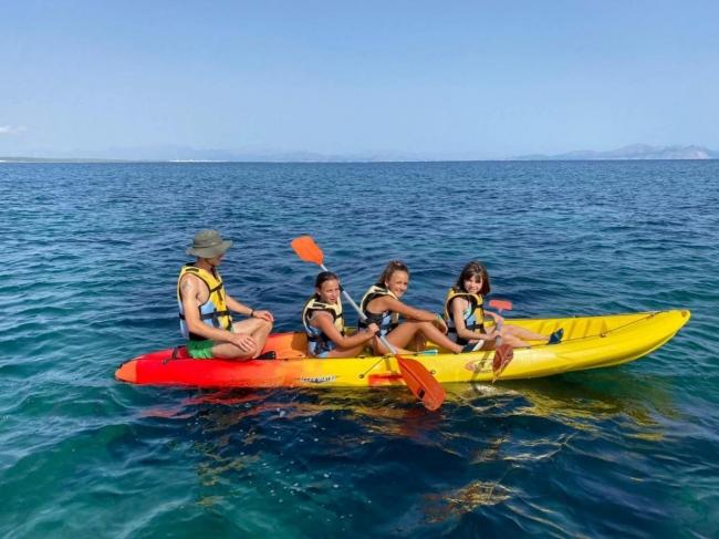 El campus esportiu del Consell de Mallorca ha acollit 860 infants que han practicat 10 modalitats diferents aquest estiu