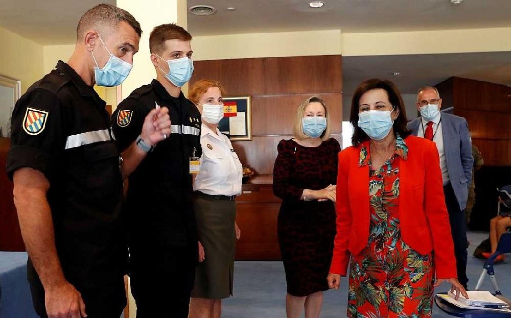 Baleares solicita la colaboración de 100 efectivos del Ejército para rastrear casos de SARS-CoV-2