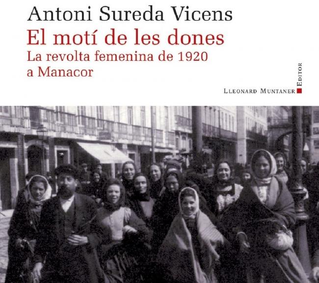 La presentació de 'El motí de les dones', de l'escriptor Antoni Sureda es suspèn a causa de la Covid-19