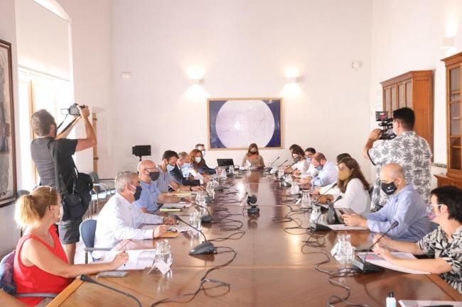 Primera reunión de la Comisión de Seguimiento del Pacto para la Reactivación y la Diversificación Económica y Social de las Illes Balears