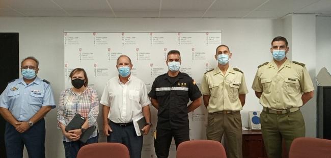 Cien efectivos de la Unidad Militar de Emergencias apoyarán a Salud en las tareas de rastreo de casos