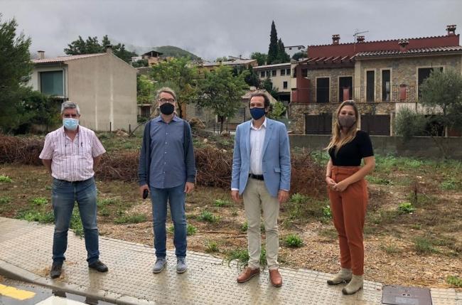 El Govern balear construirá una promoción de 6 HPO en suelo cedido por el Ayuntamiento de Puigpunyent