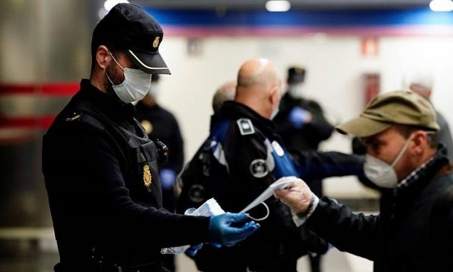 El PP reclama más medidas de protección sanitaria para las Fuerzas y Cuerpos de Seguridad de Balears