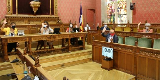 El Pleno del Consell aprueba el Plan Insular de Deportes 2020-2023