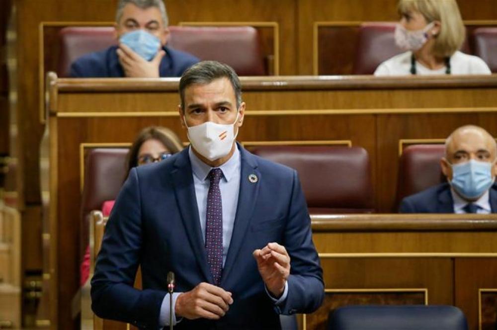 Sánchez anuncia un paquete de ayudas de 11.000 millones para turismo y pymes
