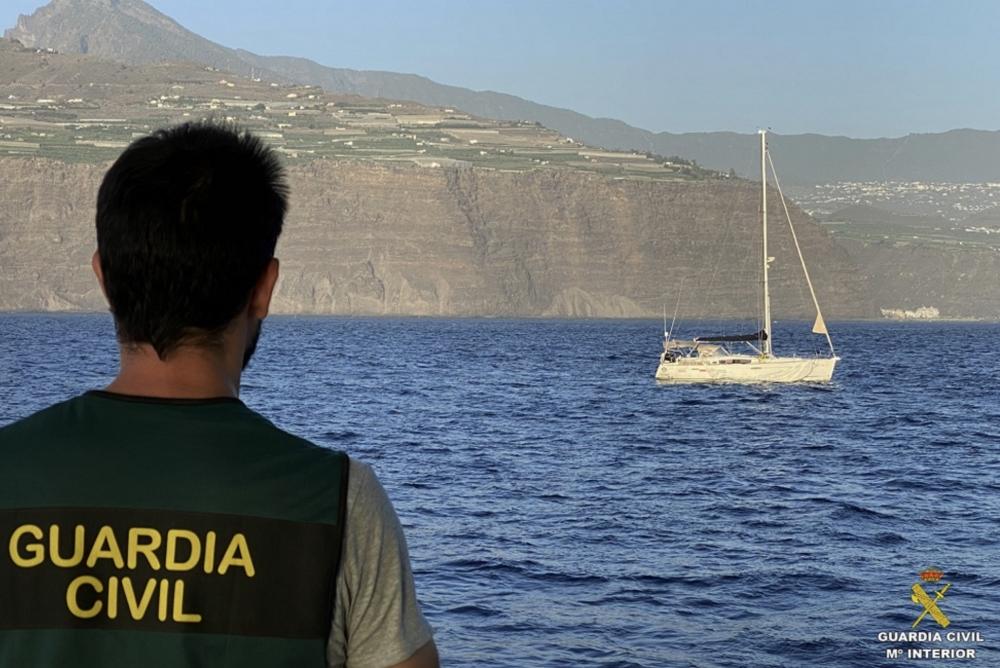 La Guardia Civil interviene 1000 kilogramos de cocaína en la novedosa 'ruta marítima africana' del narcotráfico internacional