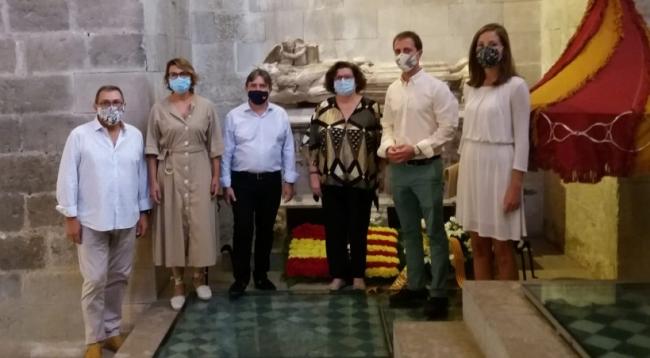 El PP reivindica el 12-S como Diada de Mallorca y honra a Jaume II