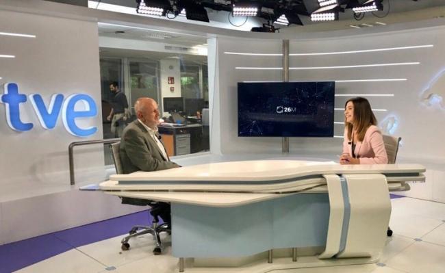 MÉS pide incrementar las horas de emisión en catalán en TVE