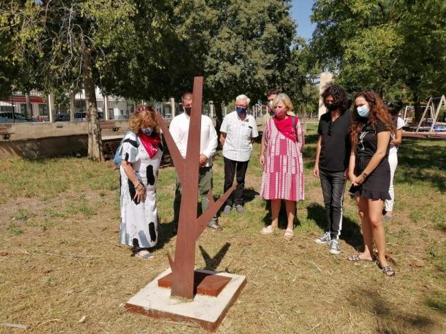 VOX exige la retirada del Árbol de la Memoria de Manacor