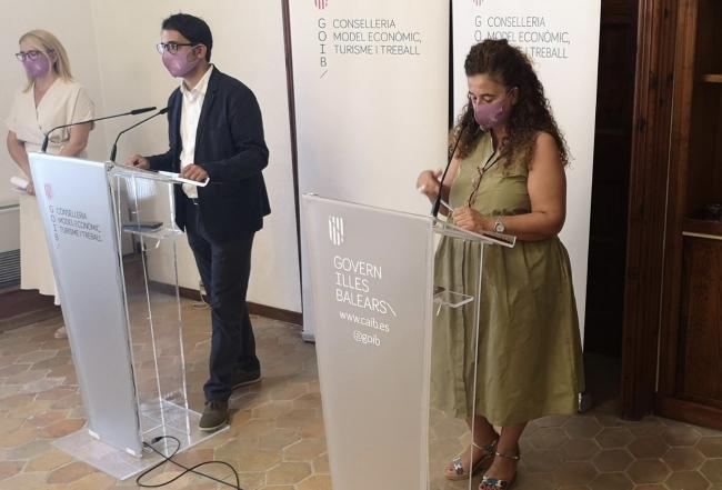 SOIB Dona contratará durante un año a 100 mujeres que han sufrido violencia machista
