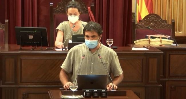 MÉS censura la negligencia del Gobierno y pide la intervención de Madrid