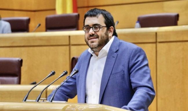 Vicenç Vidal reclama que una parte de las tasas Google y Tobin sea cedida a Baleares