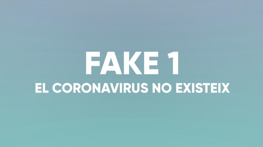 El Govern desmiente los principales argumentos falsos sobre la Covid-19 en las redes