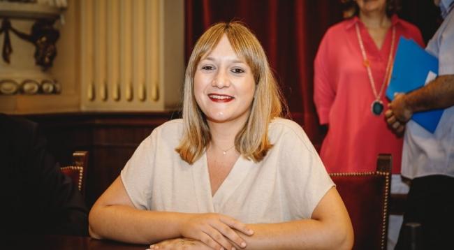 """Tania Marí a la consellera Gómez: """"Usted no es responsable de la pandemia, pero sí de ser incapaz de garantizar la salud pública en Balears"""""""