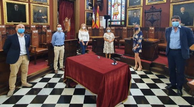 """El PP alerta que """"ni los ciudadanos ni la Policía Local saben qué hacer"""" tras anunciar Hila que la velocidad en Palma se limita a 30 km/h"""